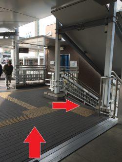 大阪府堺市東区・南海高野線・北野田駅3
