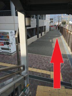 大阪府堺市東区・南海高野線・北野田駅4