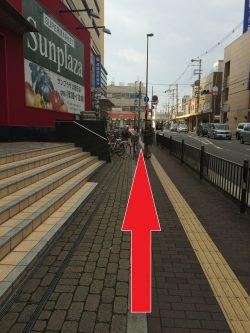大阪府堺市東区・南海高野線・北野田駅8